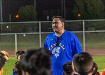 On Friday August 6th, 2021 CUHS Football Staff and Plaers held a Youth Football Camp at Cal Jones Field in El Centro, Ca.